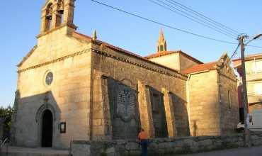 Iglesia de Santa Maria de Beluso - BUEU