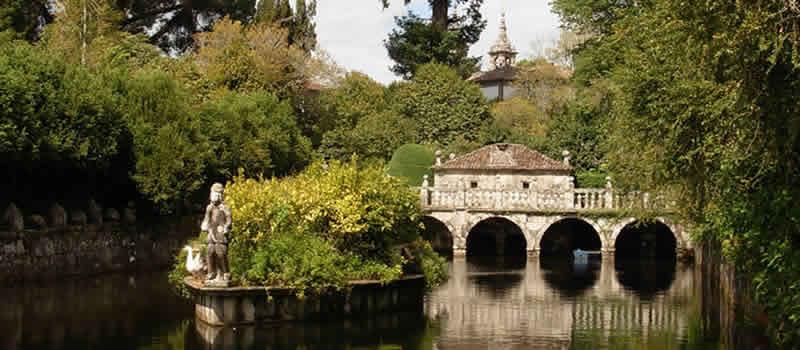 El pazo de Oca, el Versalles gallego